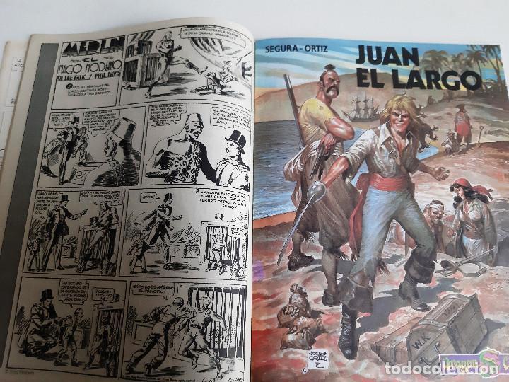 Cómics: GRAN AVENTURERO - 3 ENTREGAS: 1, 2 Y 3 - LOS MEJORES COMICS DE HOY - Foto 4 - 186319045