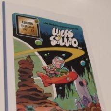 Cómics: LOS MARAVILLOSOS VIAJES DE LUCAS Y SILVIO (JAN, SUPERLOPEZ, SUPER LOPEZ). Lote 186319941