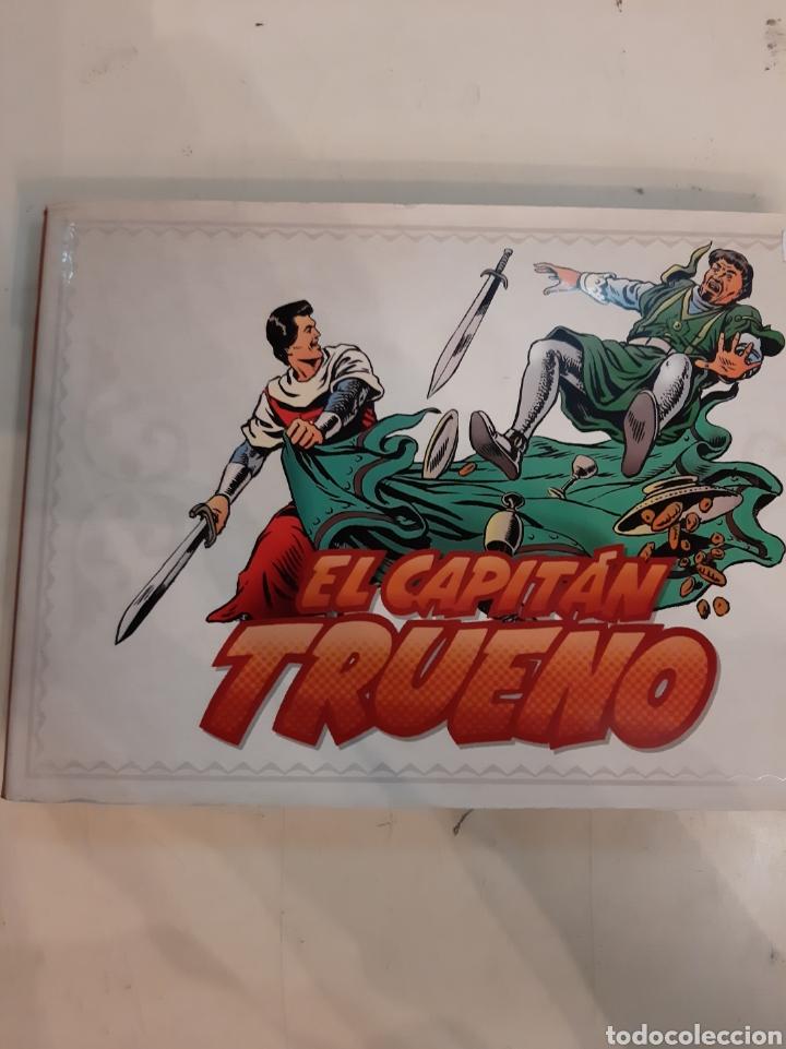 2014 CAOITAN TRUENO EDICIONES B (Tebeos y Comics - Ediciones B - Clásicos Españoles)