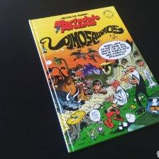 Cómics: EXCELENTE ESTADO MAGOS DE HUMOR DINOSAURIOS MORTADELO Y FILEMON EDICIONES B. Lote 186543636