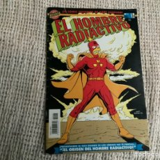 Cómics: EL HOMBRE RADIACTIVO Nº 1 -BONGO COMICS - EDICIONES B. Lote 187196016