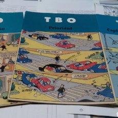 Comics : TBO. EDICIONES B. 2003. 3 VOL.. Lote 187570147