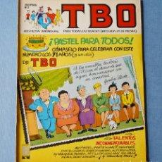 Cómics: TBO - Nº 2 - EDICIONES B . Lote 188540203
