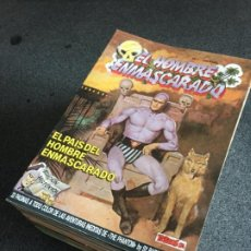 Cómics: EL HOMBRE ENMASCARADO - COMPLETA 74 NÚMEROS - EDICIONES B - 1988 - ¡NUEVA!. Lote 188562266