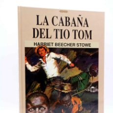 Comics: CLASIC COMICS FAMOSAS NOVELAS ILUSTRADAS 5. LA CABAÑA DEL TÍO TOM (HARRIET BEECHER STOWE) B, 1991. Lote 180019037