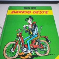 Comics: CÓMIC ROCKY LUKE. BARRIO OESTE - Nº 2 - ED. DRAGON COMICS / EDICIONES B, AÑO 1990 REF. UR EST. Lote 189197002