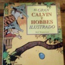 Cómics: EL GRAN CALVIN Y HOBBES ILUSTRADO POR BILL WATTERSON NUM. 5. Lote 189200806