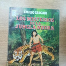 Comics: LOS MISTERIOS DE LA JUNGLA NEGRA (EMILIO SALGARI) (GRANDES AVENTURAS #5). Lote 189765928