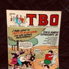 Cómics: ALMANAQUE TBO Nº 7 AÑO 1988 EDICIONES B REVISTA MENSUAL. Lote 189823091