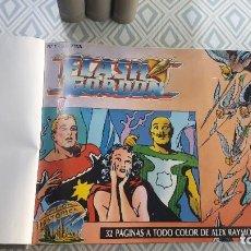 Cómics: FLASH GORDON 4 TOMOS EDICIONES B 1988. Lote 189941226