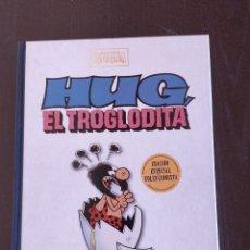 Cómics: ESPECIAL COLECCIONISTA HUG EL TROGLODITA CLASICOS DEL HUMOR RBA; TAPA DURA. Lote 190008732