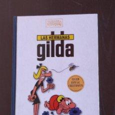 Cómics: ESPECIAL COLECCIONISTA LAS HERMANAS GILDA CLASICOS DEL HUMOR; TAPA DURA. Lote 190008957