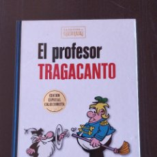 Cómics: ESPECIAL COLECCIONISTA EL PROFESOR TRAGACANTO CLASICOS DEL HUMOR; TAPA DURA RBA. Lote 190009156
