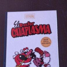 Cómics: ESPECIAL COLECCIONISTA EL DOCTOR CATAPLASMA CLASICOS DEL HUMOR; TAPA DURA. Lote 190009280