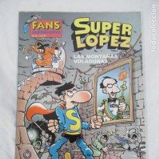 Cómics: SUPER LOPEZ Nº 43 - FANS EDICIONES B. Lote 190160337