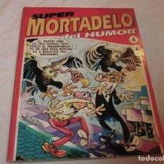 Cómics: SUPER MORTADELO DEL HUMOR 4. EDICIONES B. Lote 190172622