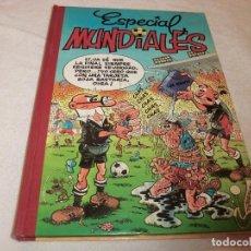 Cómics: SUPER HUMOR MORTADELO 9. ESPECIAL MUNDIALES . EDICIONES B. Lote 190211153
