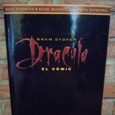Cómics: DRÁCULA EL COMIC ADAPTACIÓN OFICIAL DE LA PELÍCULA DE COPPOLA MIKE MIGNOLA 1 EDICIÓN. Lote 190242765