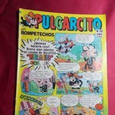 Cómics: PULGARCITO . Nº 32 . EDICIONES B. Lote 190773687
