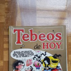 Cómics: TEBEOS DE HOY Nº 14. - RETAPADO CON 4 TEBEOS - TBO GUAY Y SUPER LOPEZ. VER FOTOS. Lote 190801378