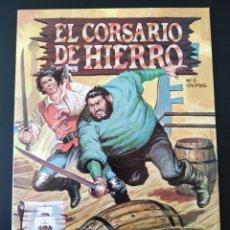 Comics: DE KIOSCO EL CORSARIO DE HIERRO 5 EDICION HISTORICA EDICIONES B. Lote 190804131