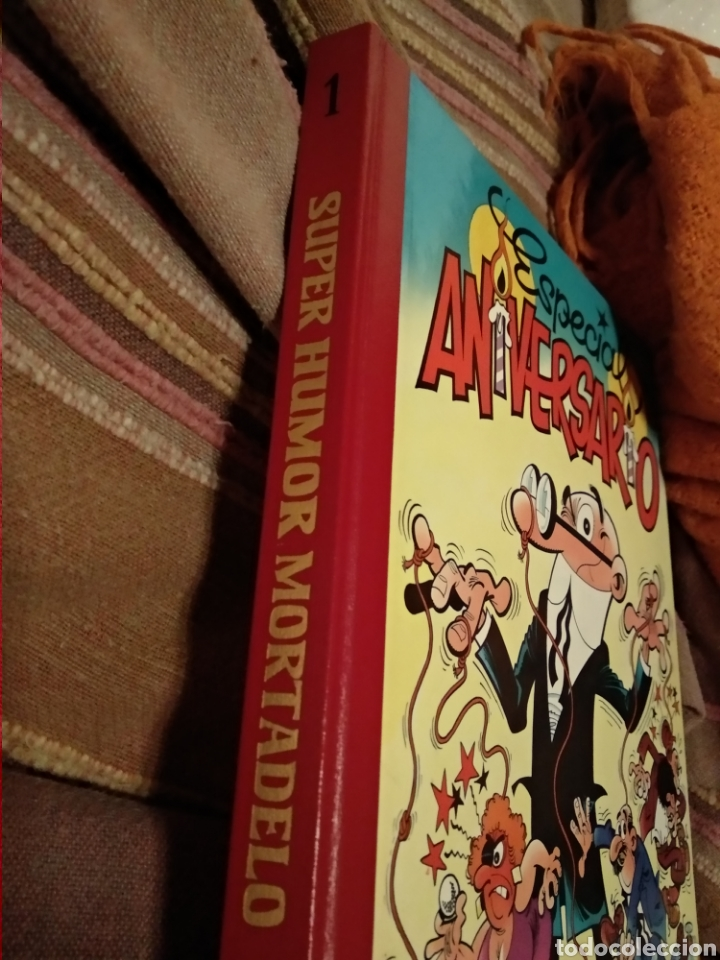 Cómics: Super Humor Mortadelo 1 1995 - Foto 2 - 190883497