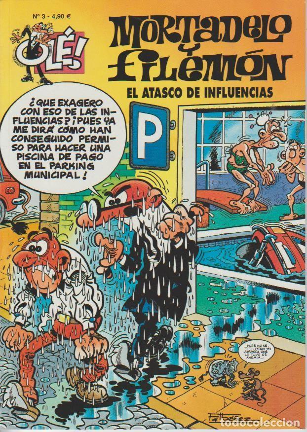 Cómics: OLÉ ! MORTADELO Y FILEMON ( B ) ORIGINALES 1993 - 2009 LOTE - Foto 103 - 173903222