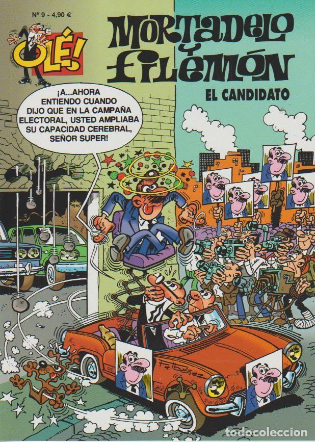 Cómics: OLÉ ! MORTADELO Y FILEMON ( B ) ORIGINALES 1993 - 2009 LOTE - Foto 104 - 173903222