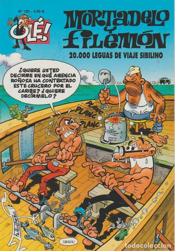 Cómics: OLÉ ! MORTADELO Y FILEMON ( B ) ORIGINALES 1993 - 2009 LOTE - Foto 107 - 173903222