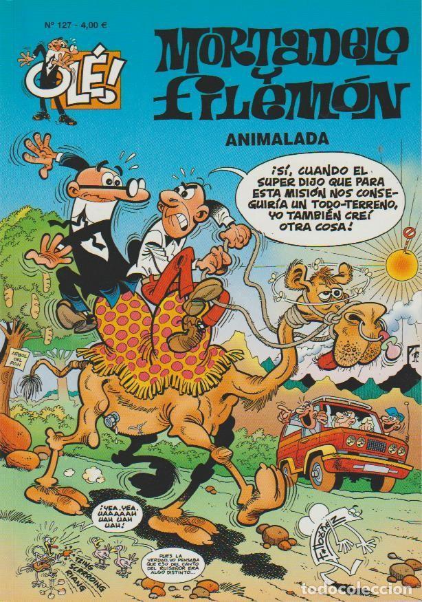 Cómics: OLÉ ! MORTADELO Y FILEMON ( B ) ORIGINALES 1993 - 2009 LOTE - Foto 108 - 173903222