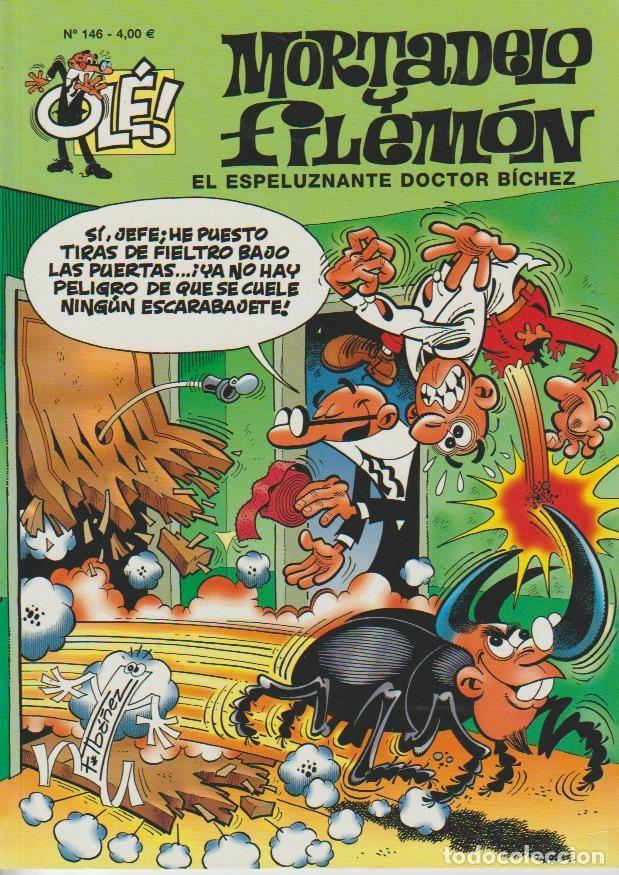 Cómics: OLÉ ! MORTADELO Y FILEMON ( B ) ORIGINALES 1993 - 2009 LOTE - Foto 110 - 173903222