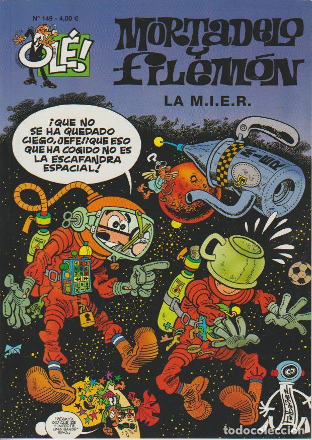 Cómics: OLÉ ! MORTADELO Y FILEMON ( B ) ORIGINALES 1993 - 2009 LOTE - Foto 111 - 173903222