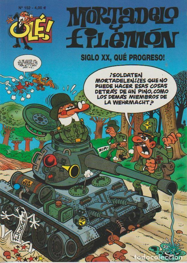 Cómics: OLÉ ! MORTADELO Y FILEMON ( B ) ORIGINALES 1993 - 2009 LOTE - Foto 112 - 173903222