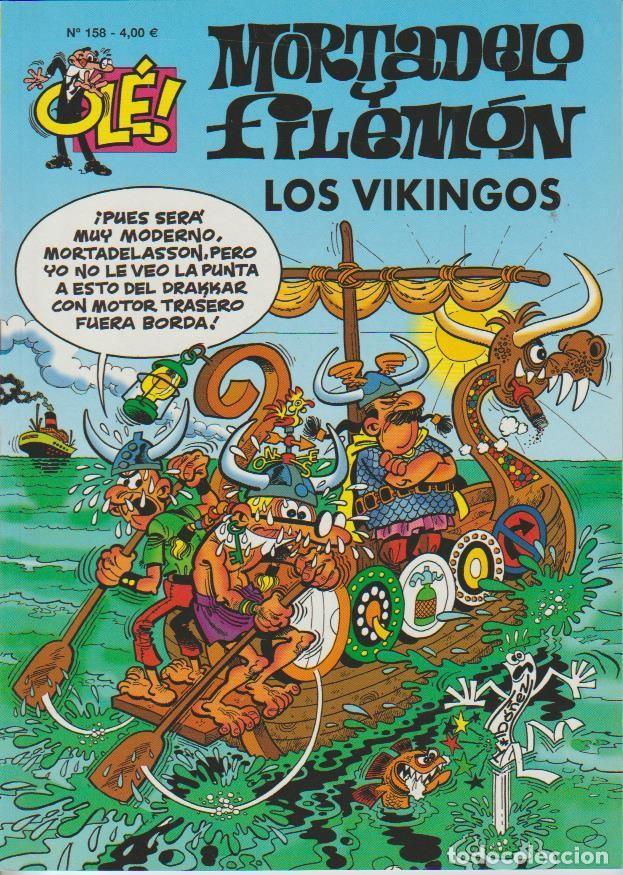 Cómics: OLÉ ! MORTADELO Y FILEMON ( B ) ORIGINALES 1993 - 2009 LOTE - Foto 113 - 173903222