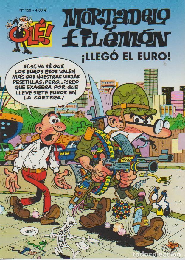 Cómics: OLÉ ! MORTADELO Y FILEMON ( B ) ORIGINALES 1993 - 2009 LOTE - Foto 114 - 173903222