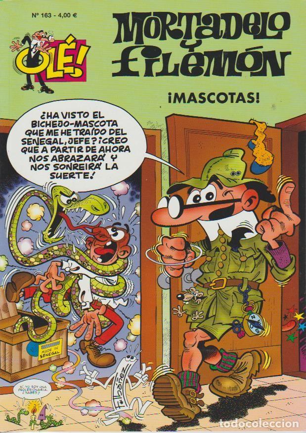 Cómics: OLÉ ! MORTADELO Y FILEMON ( B ) ORIGINALES 1993 - 2009 LOTE - Foto 115 - 173903222