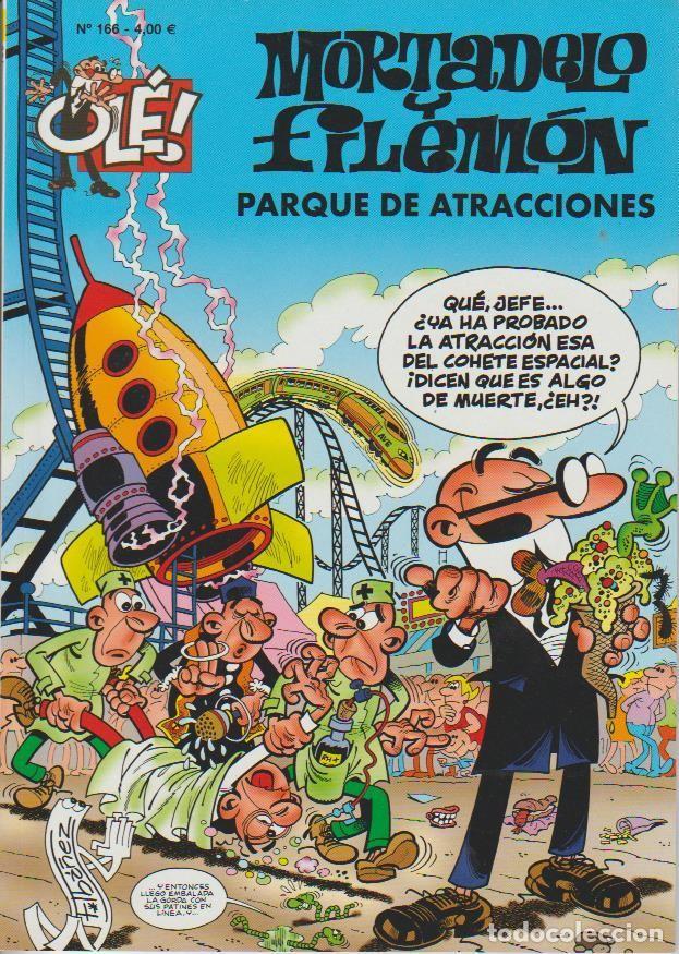 Cómics: OLÉ ! MORTADELO Y FILEMON ( B ) ORIGINALES 1993 - 2009 LOTE - Foto 116 - 173903222