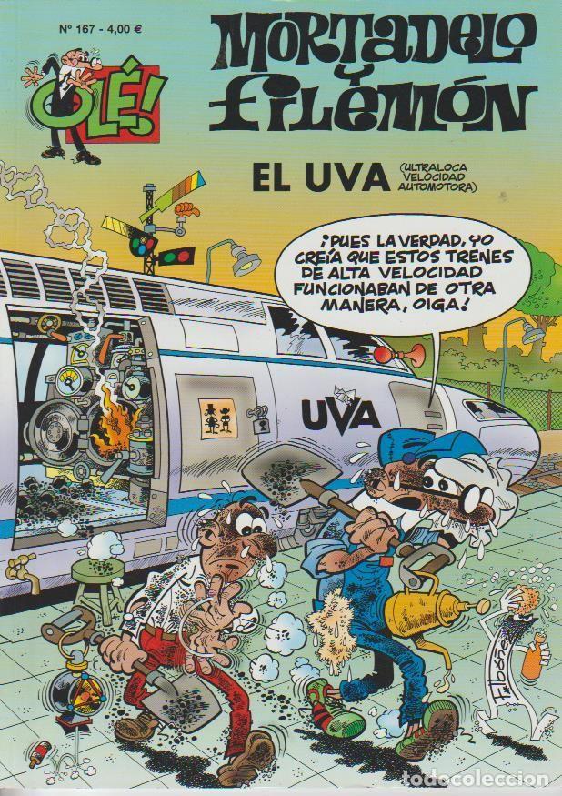 Cómics: OLÉ ! MORTADELO Y FILEMON ( B ) ORIGINALES 1993 - 2009 LOTE - Foto 117 - 173903222