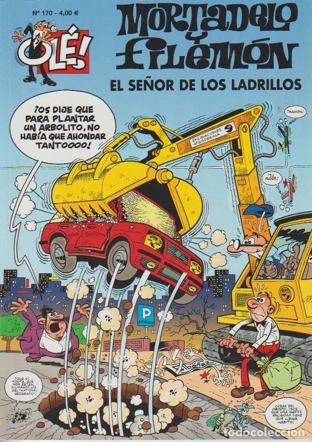 Cómics: OLÉ ! MORTADELO Y FILEMON ( B ) ORIGINALES 1993 - 2009 LOTE - Foto 119 - 173903222