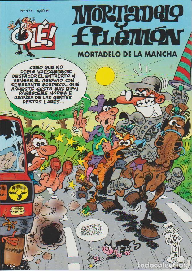 Cómics: OLÉ ! MORTADELO Y FILEMON ( B ) ORIGINALES 1993 - 2009 LOTE - Foto 120 - 173903222
