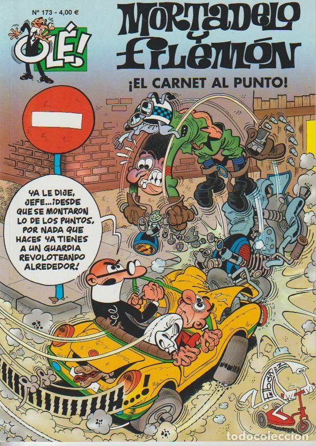 Cómics: OLÉ ! MORTADELO Y FILEMON ( B ) ORIGINALES 1993 - 2009 LOTE - Foto 121 - 173903222