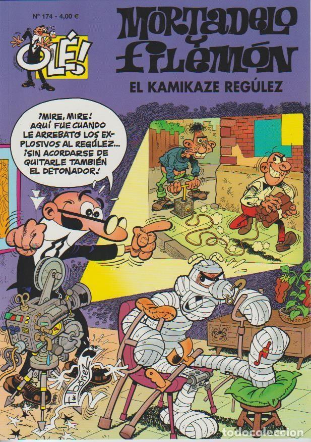 Cómics: OLÉ ! MORTADELO Y FILEMON ( B ) ORIGINALES 1993 - 2009 LOTE - Foto 122 - 173903222