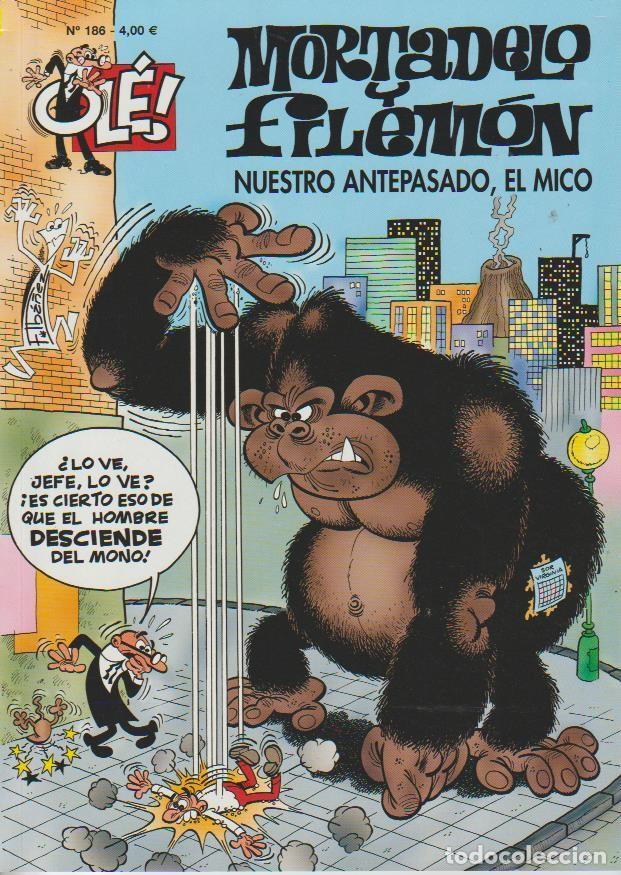 Cómics: OLÉ ! MORTADELO Y FILEMON ( B ) ORIGINALES 1993 - 2009 LOTE - Foto 123 - 173903222