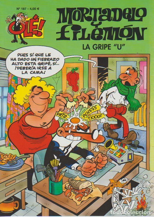 Cómics: OLÉ ! MORTADELO Y FILEMON ( B ) ORIGINALES 1993 - 2009 LOTE - Foto 124 - 173903222