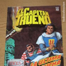 Cómics: CAPITAN TRUENO EDICION HISTORICA EDICIONES B 10. Lote 191167702