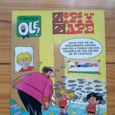 Cómics: COLECCIÓN OLÉ Nº 237 - Z.10 - ZIPI Y ZAPE - 2ª EDICIÓN 1987 - D3. Lote 191345170