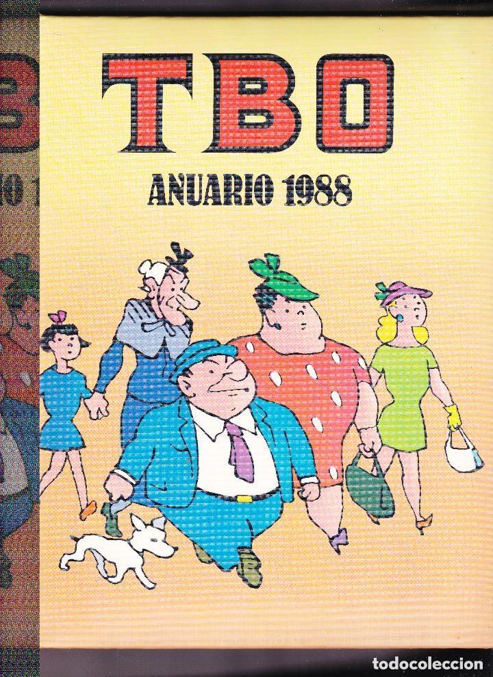 TBO ANUARIO 1988 (Tebeos y Comics - Ediciones B - Humor)