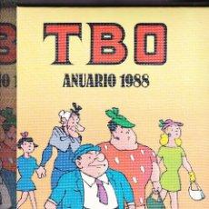 Cómics: TBO ANUARIO 1988. Lote 191465675