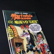 Cómics: EXCELENTE ESTADO MAGOS DEL HUMOR EL NUEVO CATE MORTADELO Y FILEMON TOMO EDICIONES B. Lote 191466342