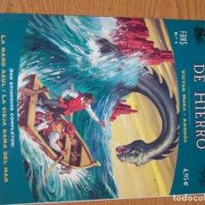 Cómics: EL CORSARIO DE HIERRO COLECCION FANS 1 EDICIONES B. Lote 191468970